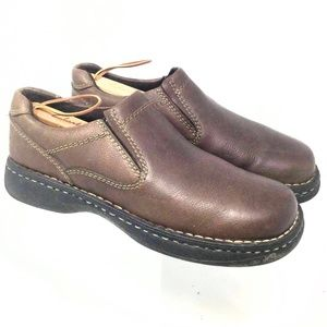 GBX Nelles Mens Casual Leather Shoes